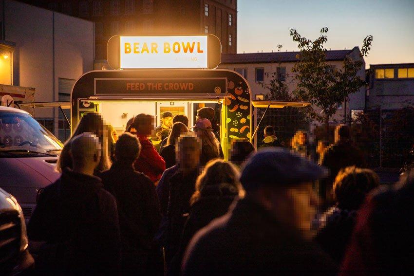 Streefood bear bowl Leipzig